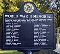 Image for World War II Memorial - Florence, AL