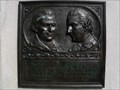 Image for Major General Arthur St. Clair & Brigadier General John Cadwalader @ the PA Columns - Valley Forge, PA