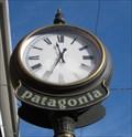 Image for Patagonia Clock - San Francisco, CA