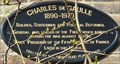 Image for Charles de Gaulle - Frognal, Hampstead, London, UK
