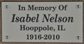 Image for Isabel Nelson ~ Coal Valley, Illinois