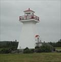 Image for Coastal Lighthouse - Lower Five Islands, Nova Scotia