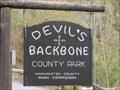 Image for Devil's Backbone County Park - Boonsboro, Maryland