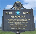 Image for I -90 Blue Star Marker - Bozeman, MT