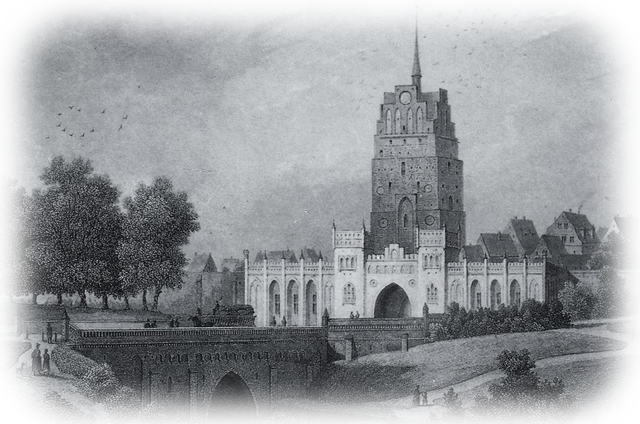 copper engraving, 1855