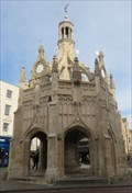 Image for Chichester Market Cross - Remnant - Chichester, Sussex, United Kingdom.