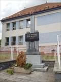 Image for Pomnik obetem 2. svetove valky - Hvezdlice, Czech Republic