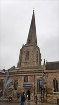 Image for All Saints church - Twisted Spire - Hereford, Herefordshire