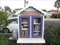 Image for Little Free Library at 1116 Diamond Street - San Diego (Pacific Beach), CA