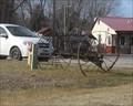 Image for Antique Hay Rake - Rosebud, MO