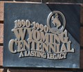 Image for Wyoming Centennial ~ Kemmerer, Wyoming