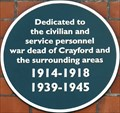 Image for Civil and Service Personnel Dead - Crayford Road, Crayford, Kent, UK