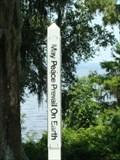 Image for Marywood Retreat Center Peace Pole - Jacksonville, Florida