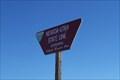 Image for Nevada / Utah Border Crossing ( Uvada dirt road )