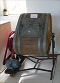 Image for Wooden barrel washing machine - Heimbach - NRW / Germany
