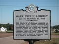 Image for Mark Perrin Lowrey 4C 24