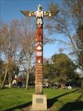 Image for Centennial Park Totem Pole- Livermore, CA