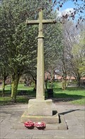 Image for Memorial Cross - St Peter, Radford - Nottingham, Nottinghamshire
