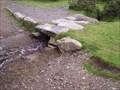 Image for Stone Clapper Bridge near Pew Tor