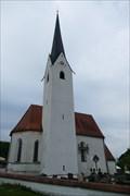 Image for Katholische Pfarrkirche St. Stephan - Stephanskirchen bei Amerang, Bavaria, Germany