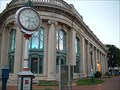 Image for County Historical Society Clock, Milwaukee, WI