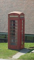 Image for Red Telephone Box - Lulworth Cove, Dorset