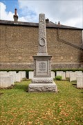Image for Men of Paddington War Memorial - Paddington Cemetery, London, UK