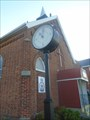 Image for Freedom Library Clock - Blenheim, Ontario