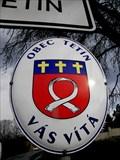 Image for CoA of Tetín, CZ