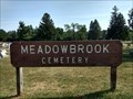 Image for Meadowbrook Cemetery Mulliken Mi.