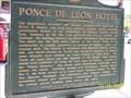 Image for PONCE DE LEON HOTEL