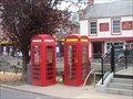 Image for Red Telephone Boxes - Alyth, Perth & Kinross.