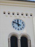 Image for Town Clock - Nosislav, Czech Republic