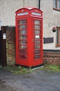 Image for Red Telephone box - Newton, Warwickshire, CV23 0DY