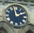 Image for Clock, St Mary, Abberley, Worcestershire, England