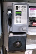 Image for Public Phone - University Railway Station - Edgbaston, Birmingham, U.K.