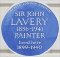 Image for Sir John Lavery - Cromwell Place, London, UK