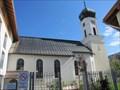 Image for Katholische Spitalkirche Hl. Kreuz - Sonthofen, Bavaria, Germany