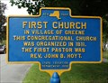 Image for First Church - Greene, NY