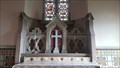 Image for Reredos - St Editha - Baverstock, Wiltshire