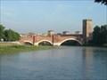 Image for Castel Vecchio Bridge destroyed in WW II