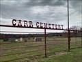 Image for Carr Cemetery - Carroll County, AR USA