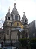 Image for Cathédrale Saint-Alexandre-Nevsky - Paris, France