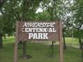 Image for Riverside Centennial Park - Riverside, Manitoba, Canada