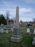 Image for Herndon Family Grave, Confederate Cemetery, Fredericksburg, VA