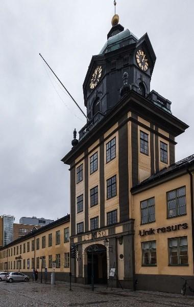 Holmen Tower