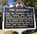 Image for Fort McDermott - Spanish Fort, Alabama