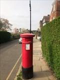 Image for Victorian Pillar Box - Chiswick Mall - Chiswick - London W4 - UK