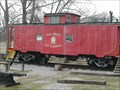 Image for RED CABOOSE--MAURY COUNTY PARK, COLUMBIA, TN