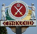 Image for Village Sign, Thaxted, Essex, UK